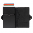 Silky Black Rhino Wallet