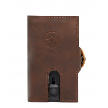 Business Brown Rhino Wallet