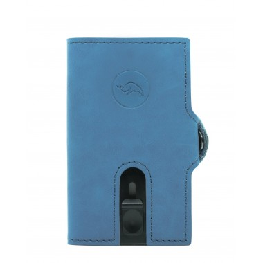 Booming Blue Rhino Wallet