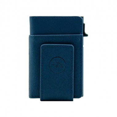 Matted Blue Rhino Wallet