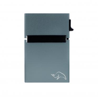 Rhino Wallet Silver