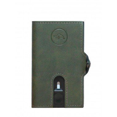 Army Green Rhino Wallet